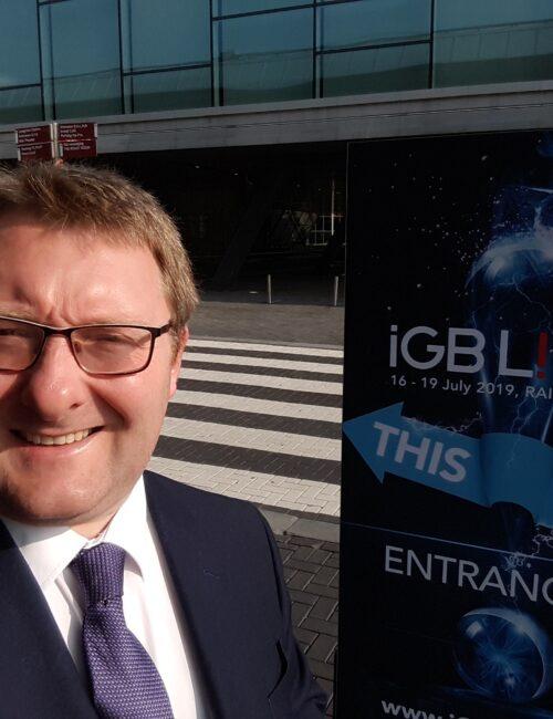Gordon Moody Head of Growth Rob Mabbett